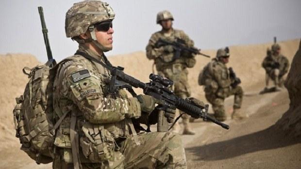 KATİL ABD, Rakka'ya havadan asker indirdi
