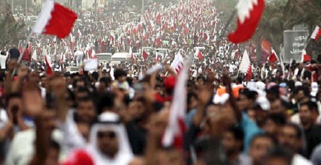 Bahreyn halkı bugün ve yarın kefen giyip sokaklara dökülecek