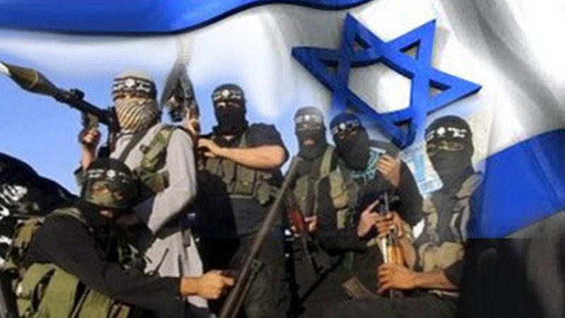 İşgalci israilden Suriye ordusuna karşı saldırı başlatan Nusra'ya havadan destek