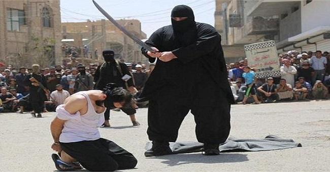 Terör örgütü DEAŞ'ın baş celladı cehenneme yollandı