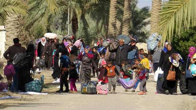 Musul'dan ayrılan sivillere saldırı: Ölü ve yaralılar var