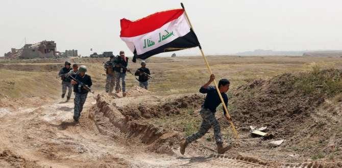 Irak güçleri ilk kez Telafer'e bağlı bir semti ele geçirdi