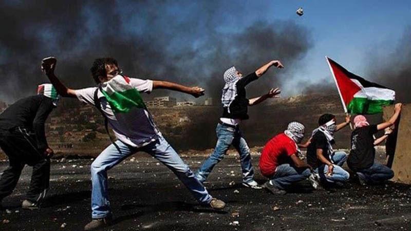 Kudüs intifadasında 15 Filistinli öğrenci şehid oldu