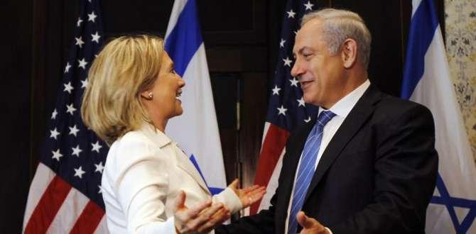 İşgalci israil'in %54'ü ABD seçimlerinde Clinton'ı destekliyor