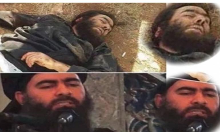 Terör örgütü IŞİD'den son dakika açıklaması: Bağdadi öldü
