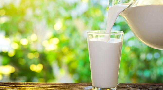 Hipertansiyonu dengeleyen içecek: Süt