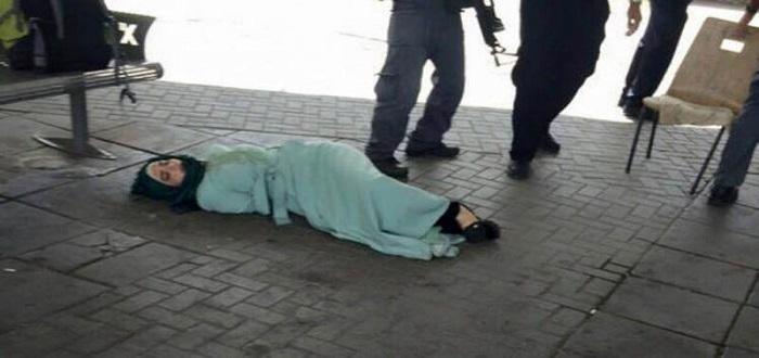 Filistinli bir genç kızı yargısız infaz eden işgal polisi suçsuz bulundu