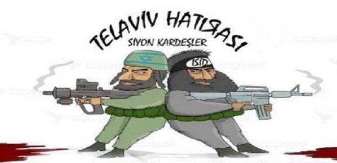 """israil: IŞİD'in Suriye'de """"hilafetini"""" sürdürmesi Tel Aviv için daha iyi olacak"""