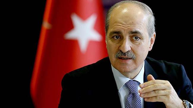 Kurtulmuş: ABD'nin 11 Eylül'ü ne ise Türkiye'nin 15 Temmuz'u odur