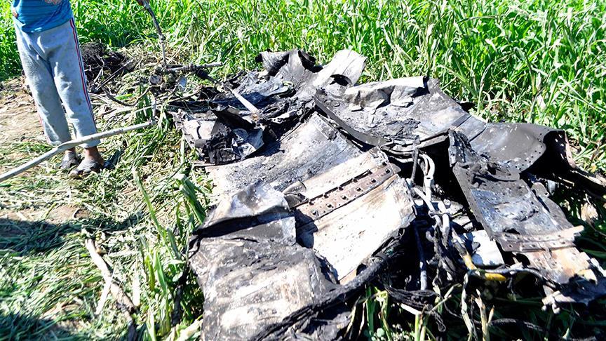 Rusların MiG-31 Tipi Askeri Uçağı Düştü!
