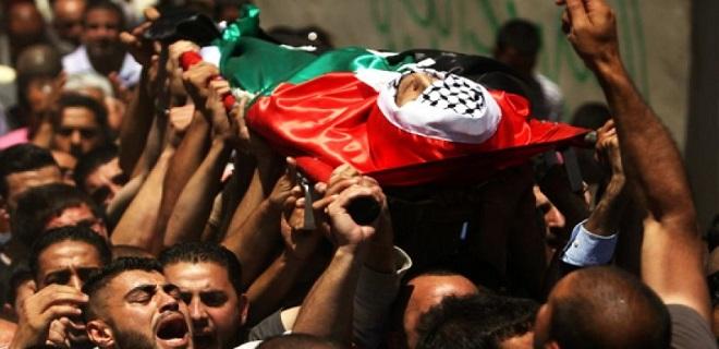 Mescidi Aksayı Savunma İntifadasında Yaralanan Filistinli  Genç Şehid Oldu