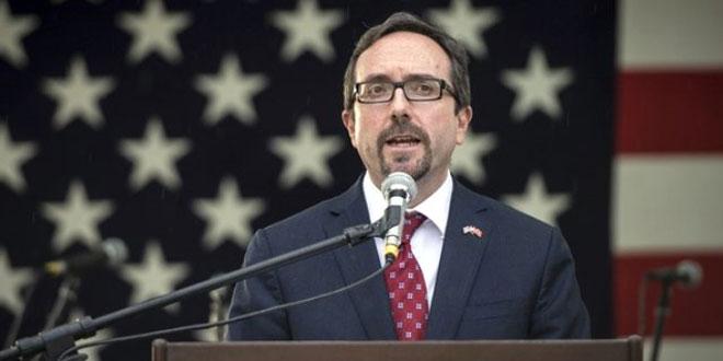ABD Ankara Büyükelçisi John Bass'tan ABD – IŞİD işbirliğine dair tarihi itiraf!