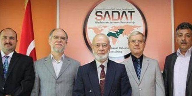 SADAT'ın kurucusu, eski Tuğgeneral Cumhurbaşkanın Başdanışmanı oldu