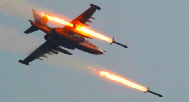 Büyük Şeytan Amerika'nı takip eden Almanya, Suriye'de okul bombalayarak 33 sivili öldürdü