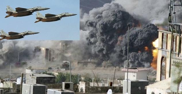 Suudi rejimi yine yerleşim yerini bombaladı! 13 ölü, 11 yaralı
