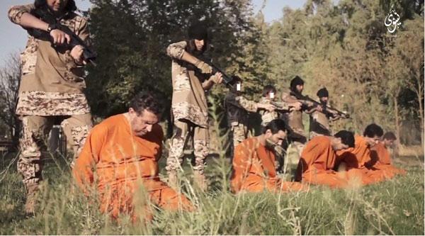 IŞİD Teröristleri Sivil Halkı Vurdu: 30 Ölü