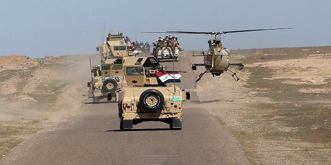 Irak ordusu, Kerkük ve tartışmalı diğer bölgelere asker gönderiyor