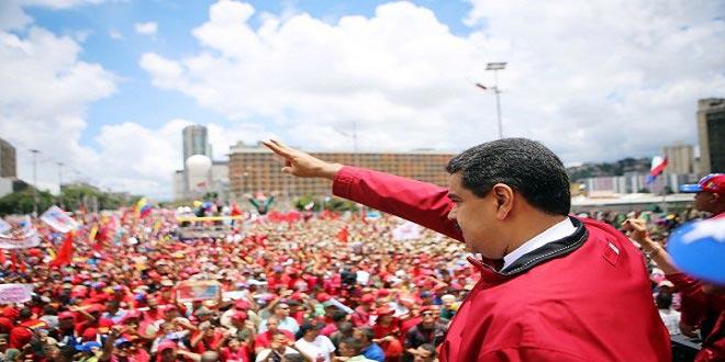 Venezüella Devlet Başkanı Maduro, Türkiye'ye geldi