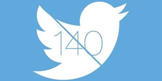 Artık tweet'ler 280 karakter atılabilecek !
