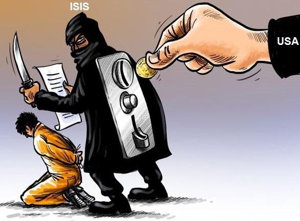 Dünyanın en 'zengin' terör örgütü olduğu sanılan IŞİD, iflasın eşiğinde