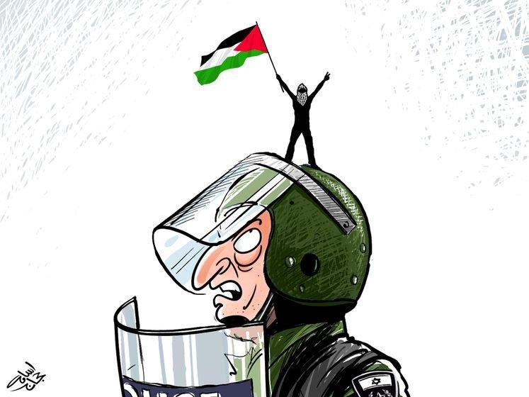direnis-karikatur