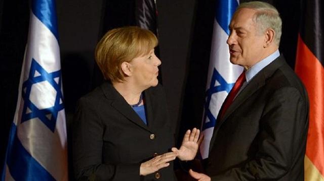 Netanyahu: Merkel, israilin gerçek bir dostudur