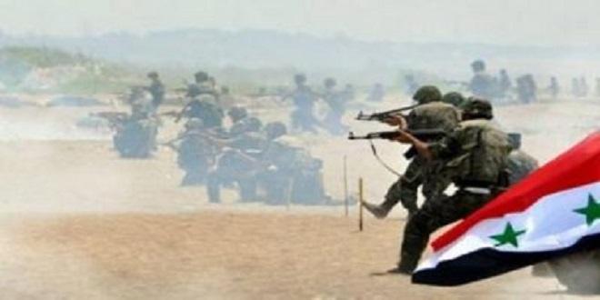 Flaş gelişme! Suriye ordusu Rakka'ya girdi