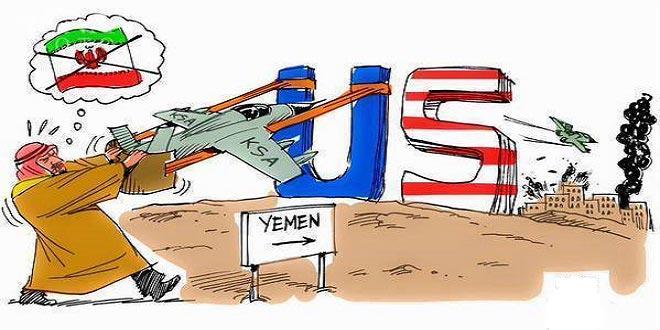 Bab'ül Mendep Boğazını ele geçirmek Suudi rejiminin arkasında Amerika, İngiltere ve Siyonist rejim var