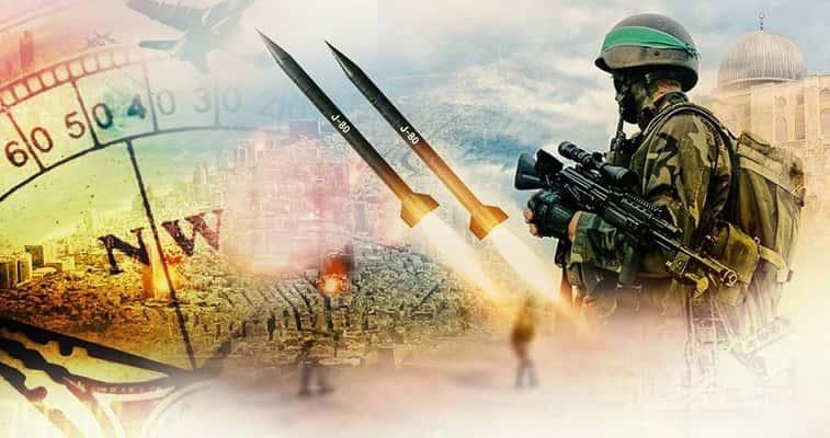 HAMAS:  İsrail kesinlikle yok olacak, Yüzüncü Yılını Kutlayamayacak…