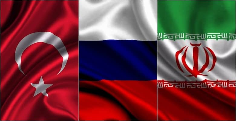 İran, Türkiye ve Rusya arasında anlaşma sağlandı