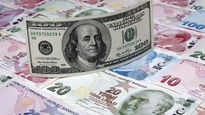 TL tamamen eridi! dolar ve euro'dan bir rekor daha