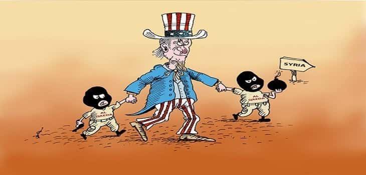 'Terörün baş hamisi ABD, Irak'ın zaferlerini çalmaya çalışıyor'