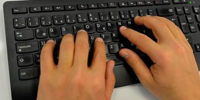 Yeni 'Milli klavye' TSE tarafından tescillendi