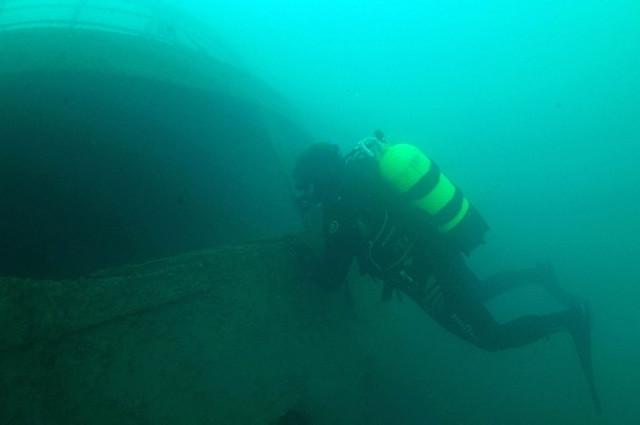 Karadeniz'deki batık gemiler fotoğraflandı
