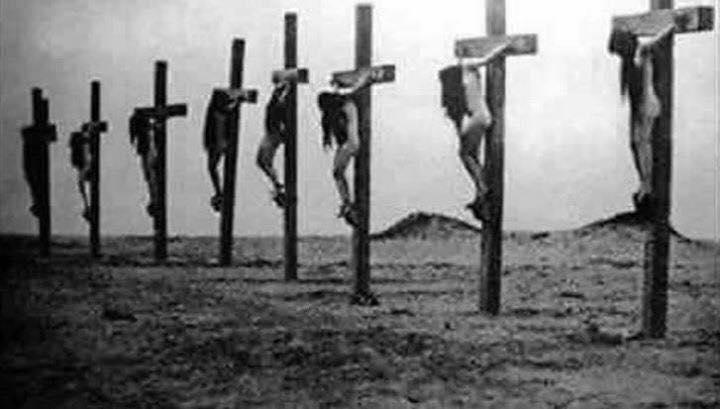 Büyük Şeytan Amerika nasıl kuruldu? Yeryüzünde en barışçıl olan yerli Amerikan halkı nasıl yok edildi?