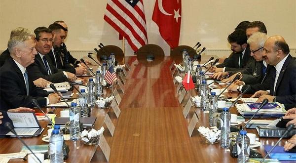 ABD: NATO müttefiki olarak Türkiye ile birlikte çalışmaya devam ediyoruz