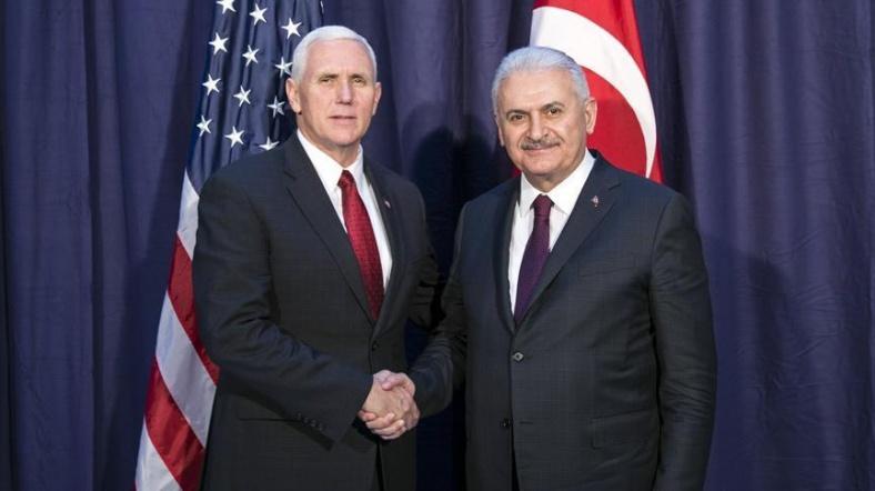 Başbakan Yıldırım: Çok verimli bir görüşme gerçekleştirdik ABD ile ilişkimizi daha iyi düzeye taşıyacağız..