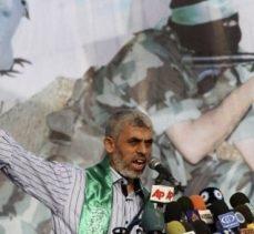 Hamas lideri Yahya Sinvar: İsrail'i Tanımak Mı, Ne Tanıması; İsrail'i Haritadan Sileceğiz