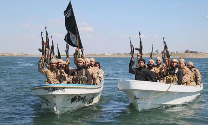 Fırat Nehri'ni geçmeye çalışan IŞİD teröristlerine pusu: 50'den fazla ölü