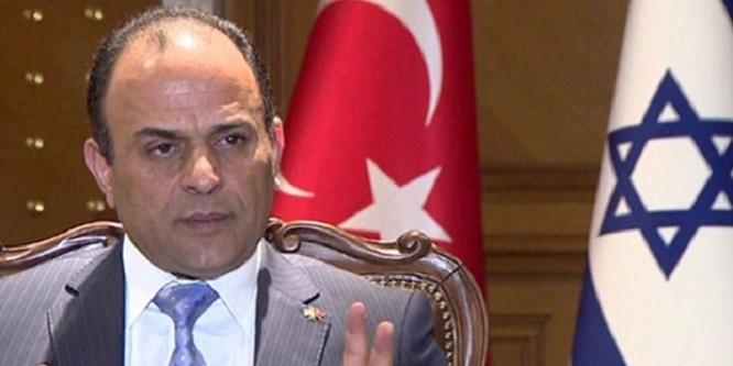 HaberTürk'ten Nalan Koçak'ın Siyonist İşgalci Rejim İsrail'in İstanbul Başkonsolosu ile Yaptığı Söyleşi