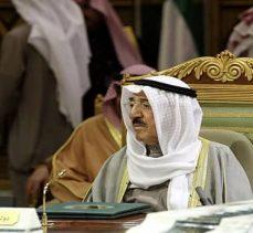 Kuveyt Emiri el Sabah Türkiye'ye geldi