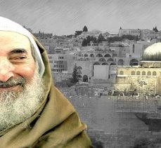 Filistin'deki İslâmî direnişin örnek şahsiyeti Şeyh Ahmed Yasin'in şehid edilişinin 13. yıldönümü
