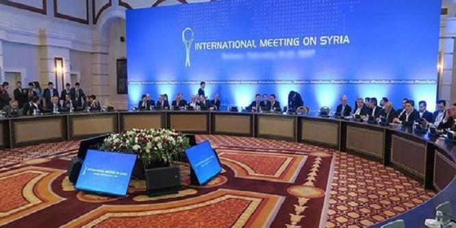 Soçi'de Suriye Toplantısı Bitti: Suriye Ulusal Diyalog Kongresi'nin kurulma kararı verildi