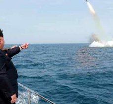 Kuzey Kore Lideri Kim Jong-un: ABD'yi ateşle terbiye edeceğim