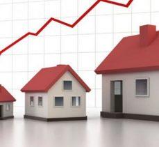 Konut fiyatları bir yılda yüzde 13 arttı