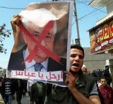 işgalci israil Abbas yönetimi 7 Filistinliyi gözaltına aldı