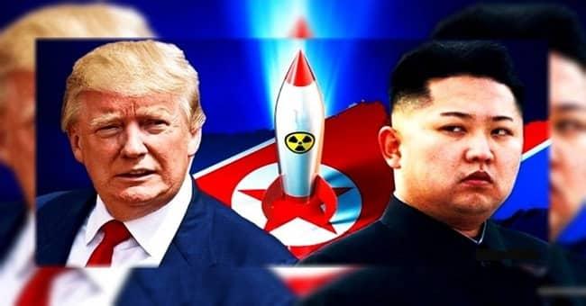 Kuzey Kore: ABD savaş ilan etti, vurma hakkımız var