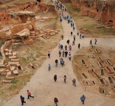 1400 yıllık mezarlık ilk defa ziyaretçilere açıldı