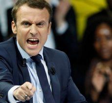 Fransa'nın 8. cumhurbaşkanı Emmanuel Macron oldu