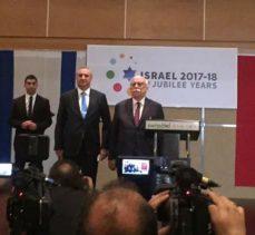 Kültür ve Turizm Bakanı Avcı, İsrail'in Kuruluş(!)(Nekbe günü) Yıl dönümü Resepsiyonuna Katıldı